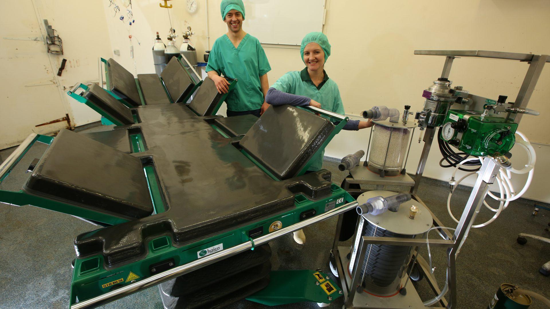 £50k investment makes horse sense for York veterinary clinic