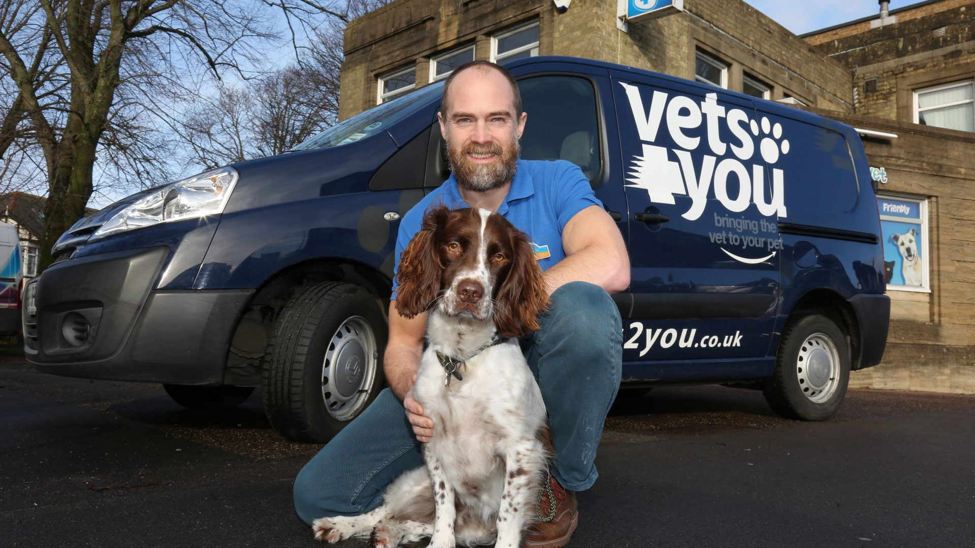 Mobile clinic bringing veterinary care right to the front door