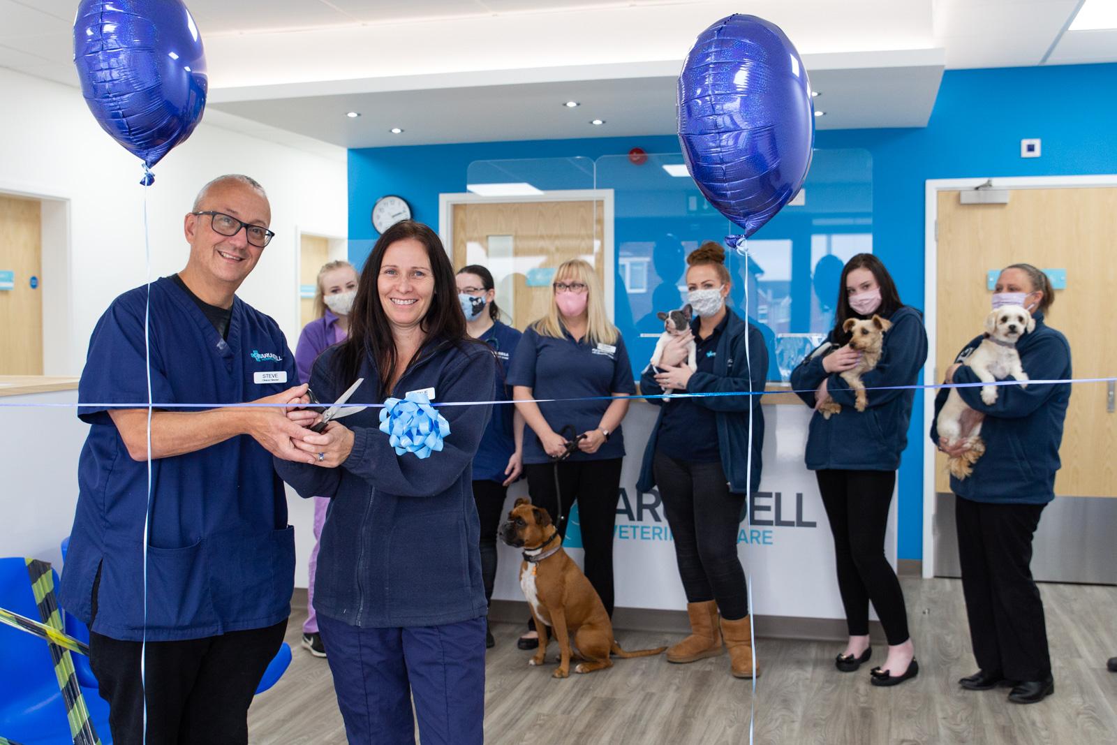 New Doncaster vet practice opens doors to poorly pets
