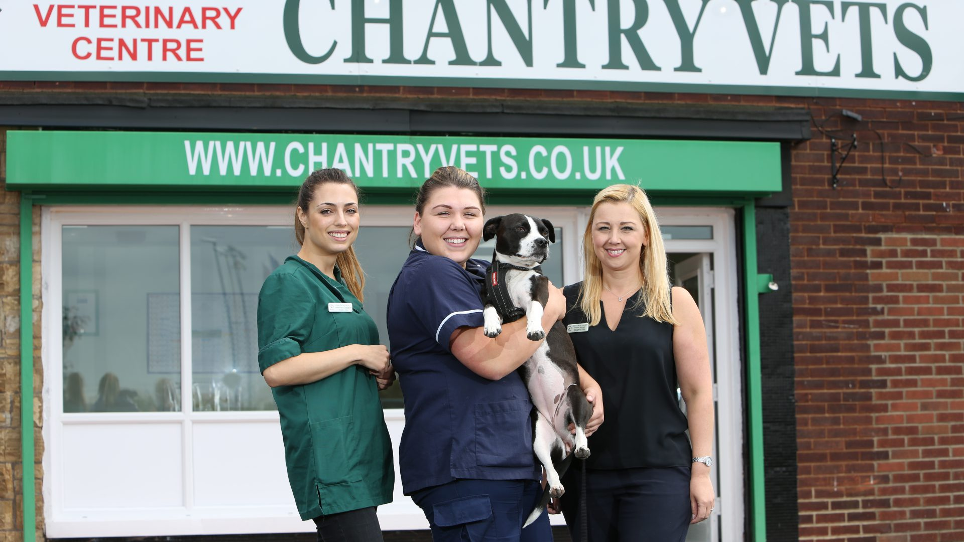Boost for pet owners as veterinary practice expands after £300k investment