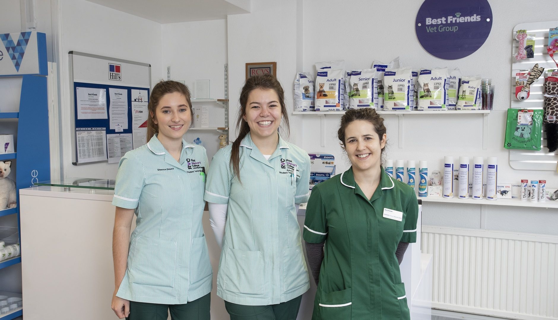 Practice's major revamp and new opening hours 'pawsome' for pet owners