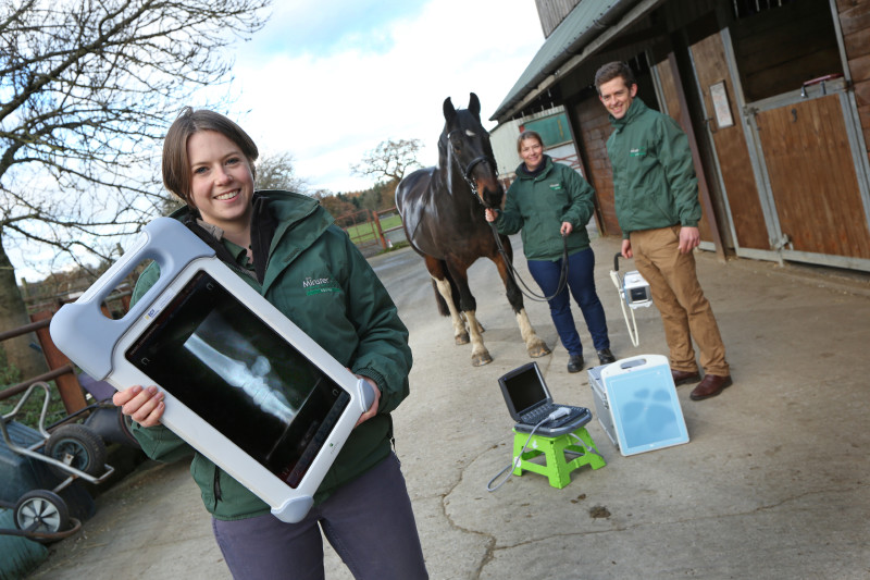 ​Major £100K-plus investment makes horse sense for North Yorkshire vets