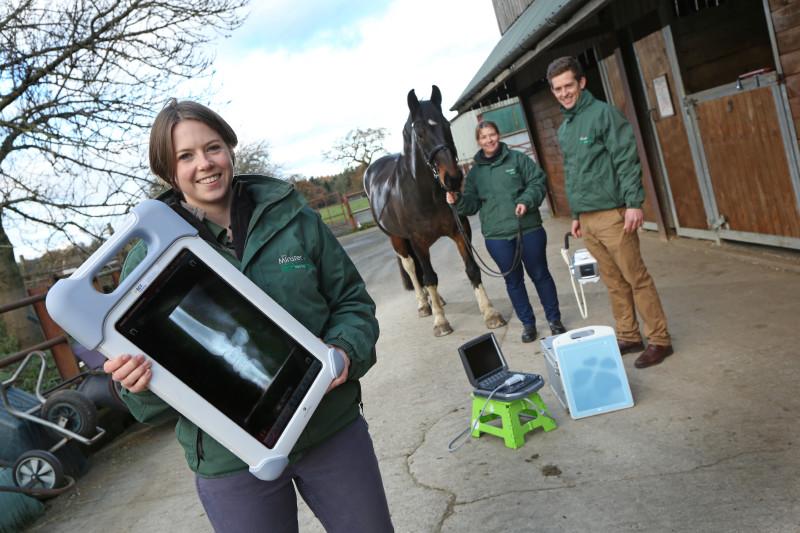 Major £100K-plus investment makes horse sense for North Yorkshire vets