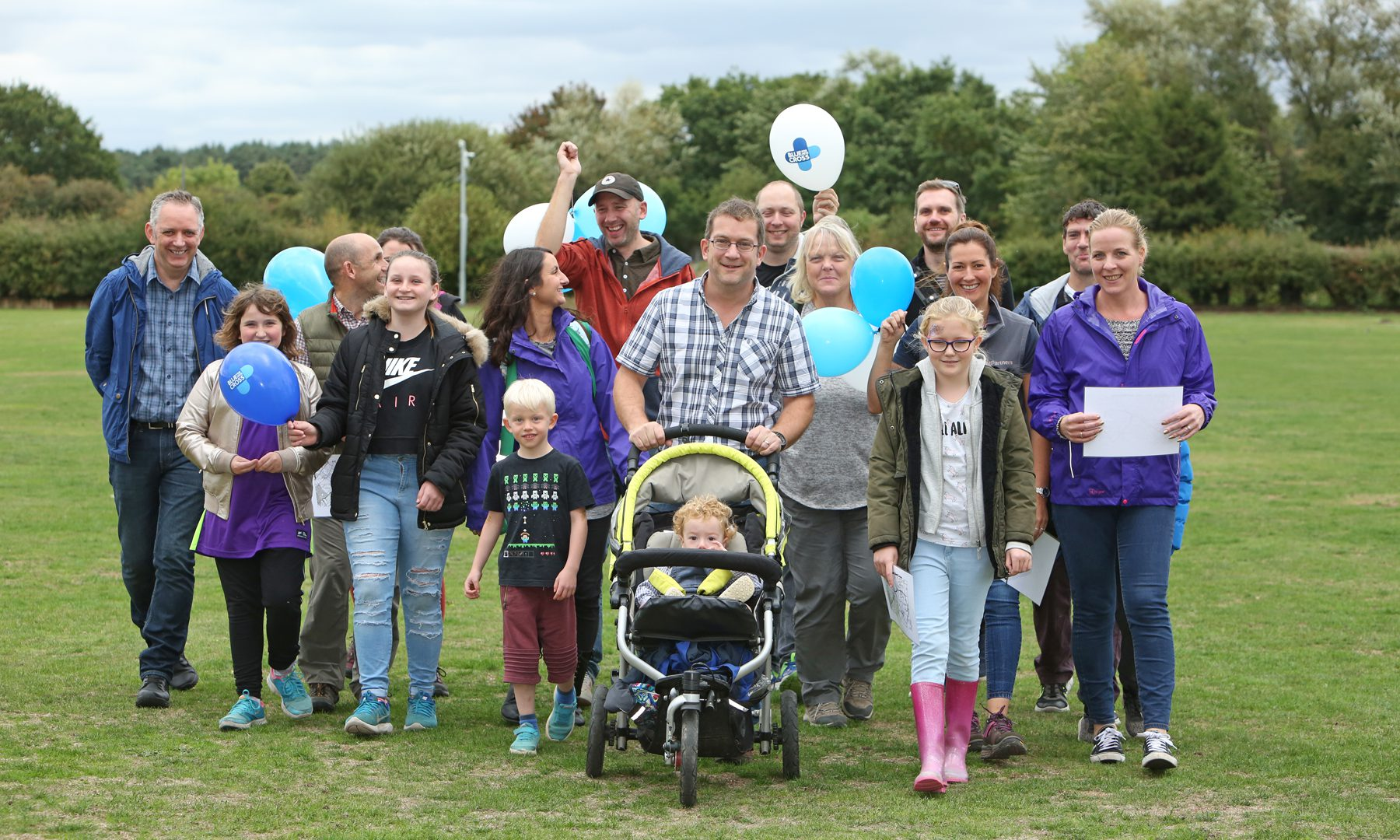 York veterinary group have fun in the sun for animal charity