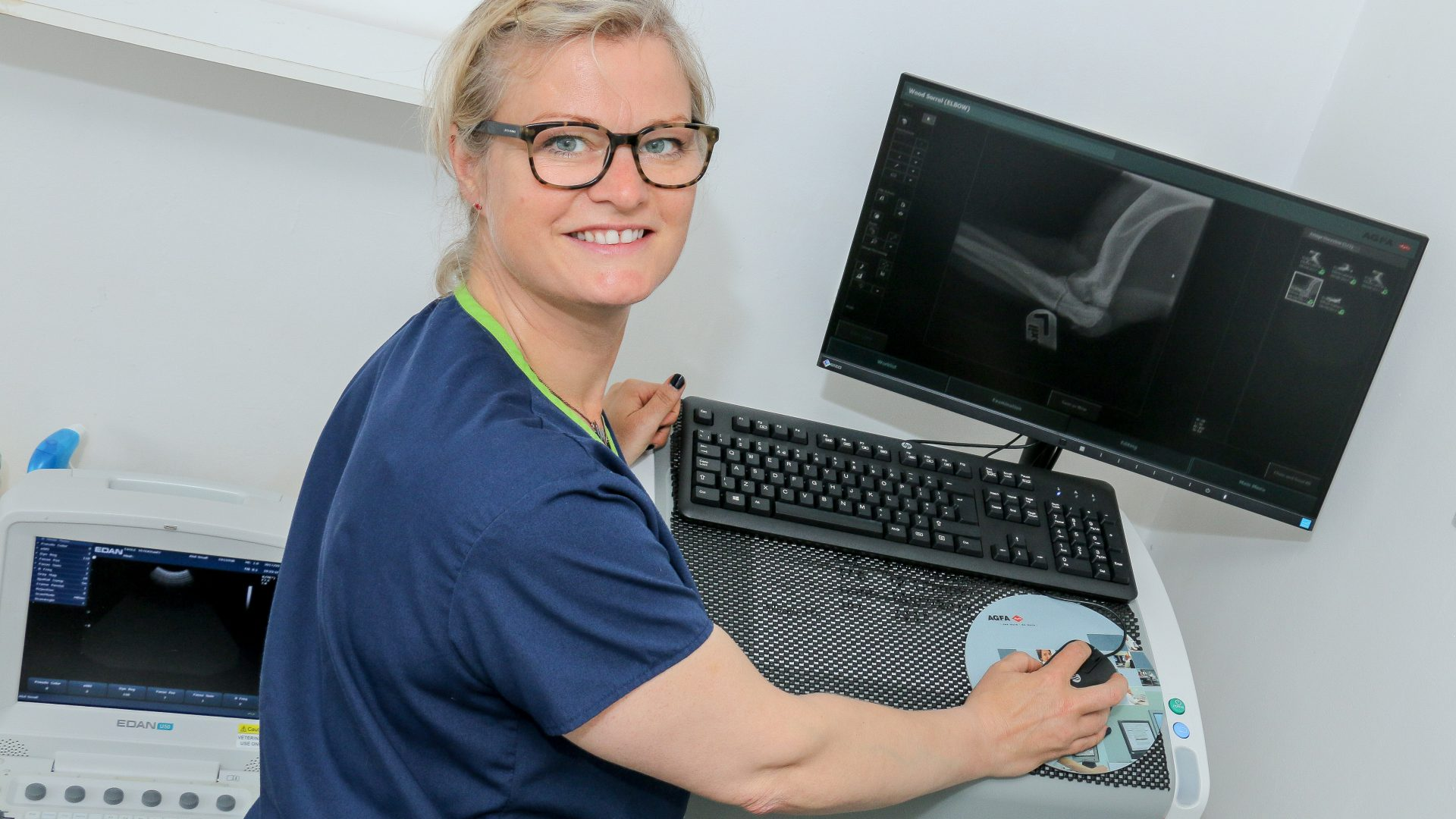 Boost for Hexham pet owners as Hadrian Vets invests in latest technology