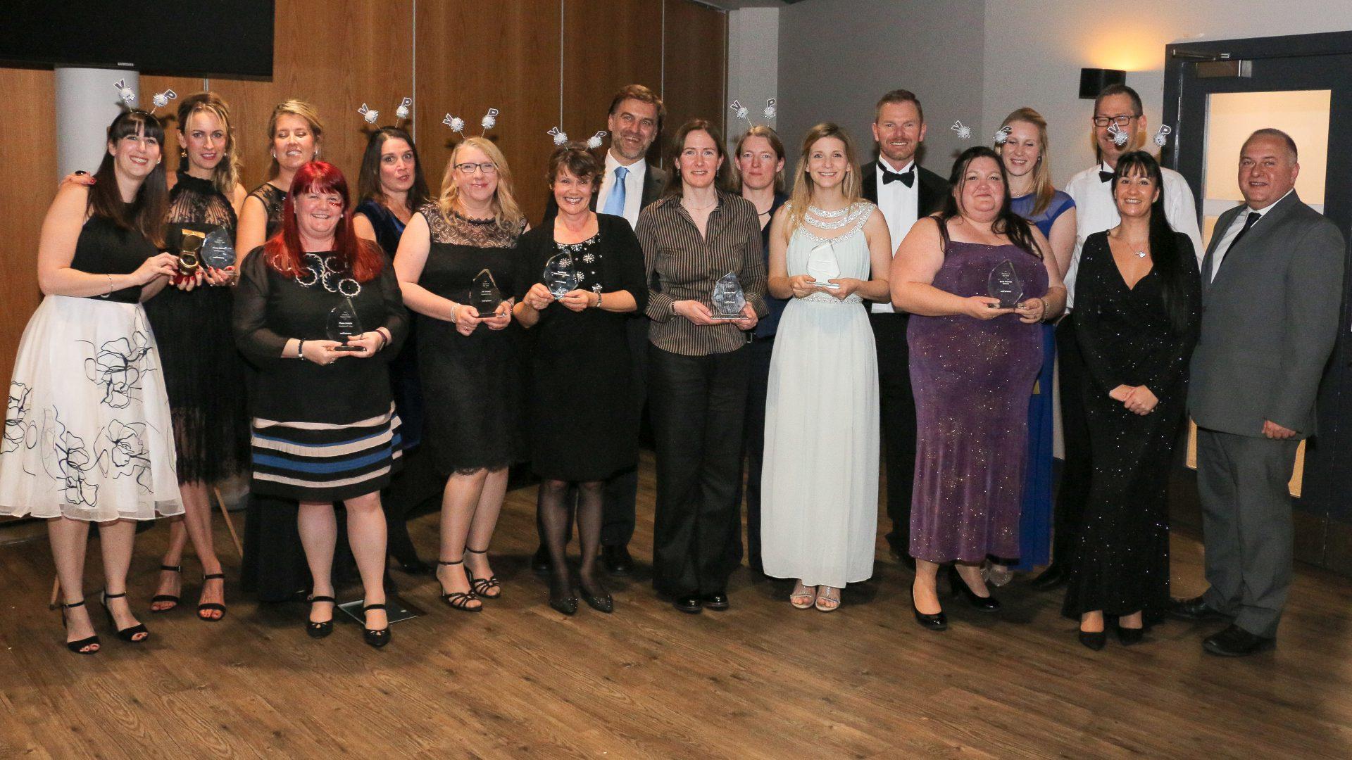 VetPartners awards turns spotlight on stars