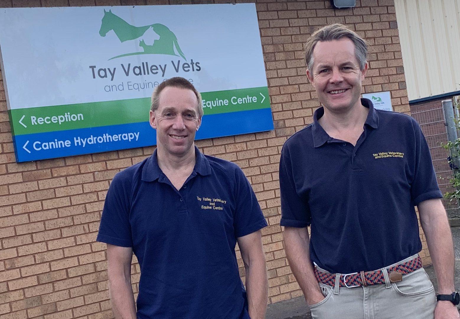 Award-winning Scottish veterinary practice joins VetPartners