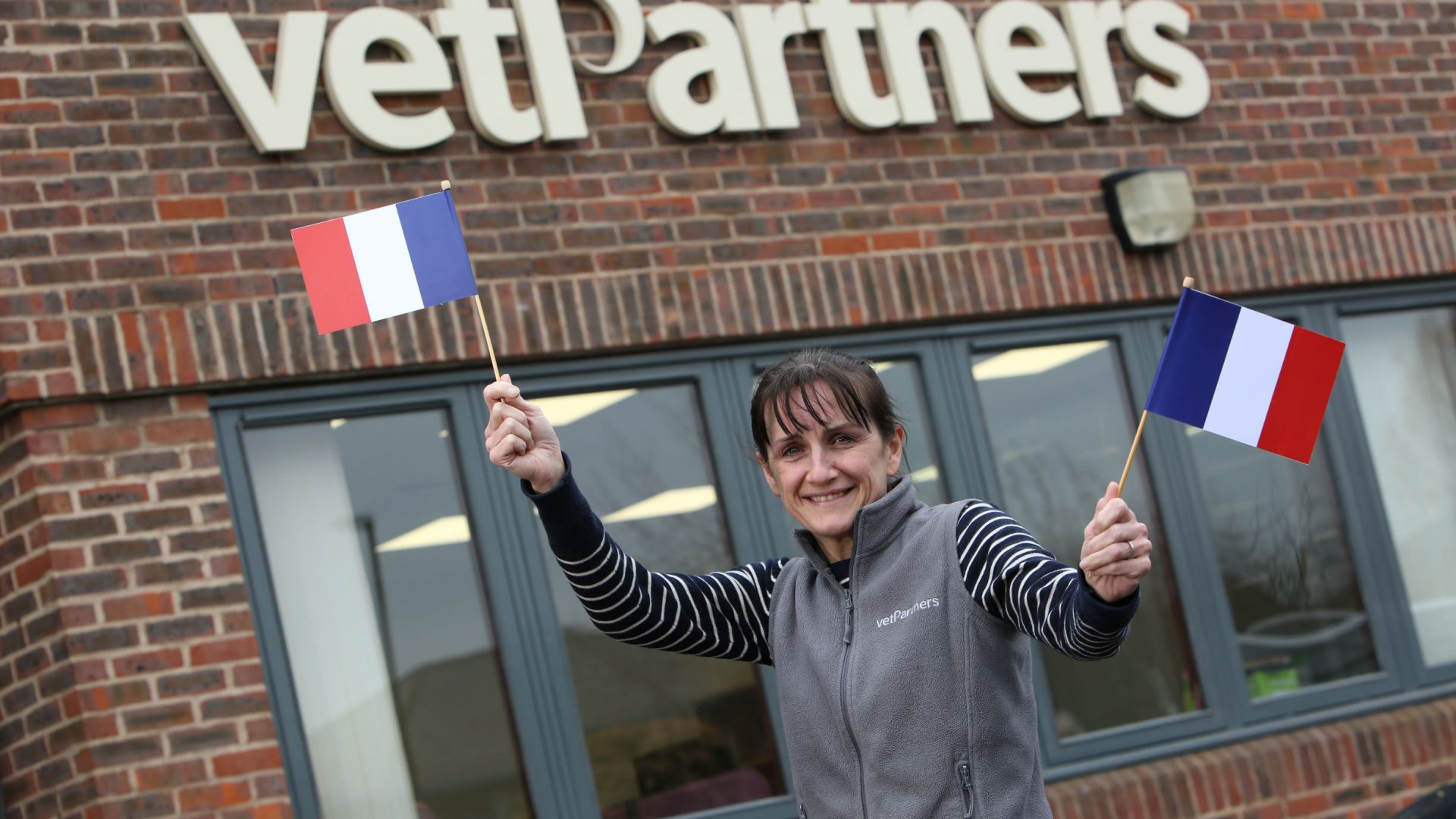 VetPartners says bonjour to France