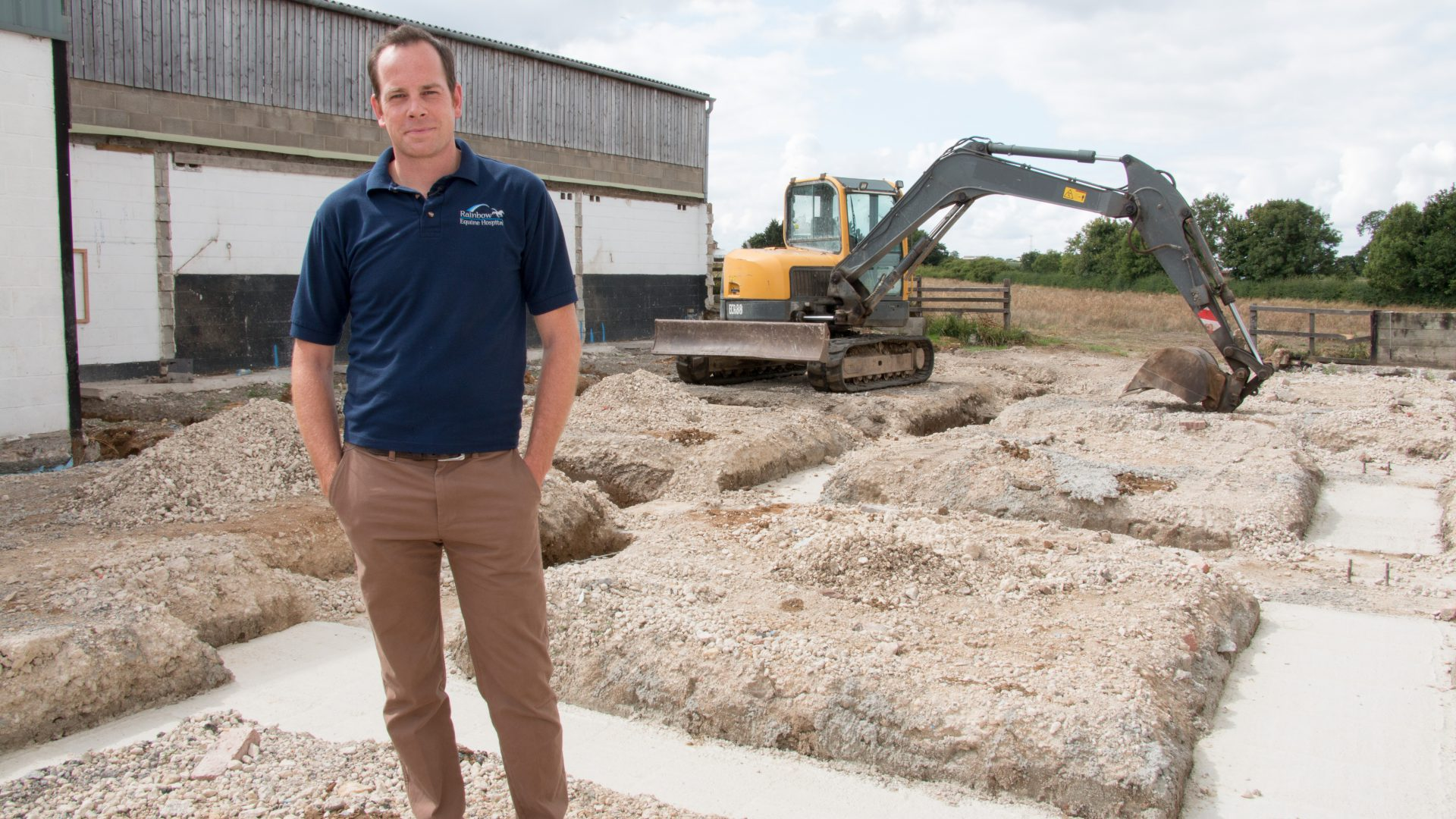 Sky's the limit for Malton's Rainbow Equine Hospital as £1m revamp plans revealed