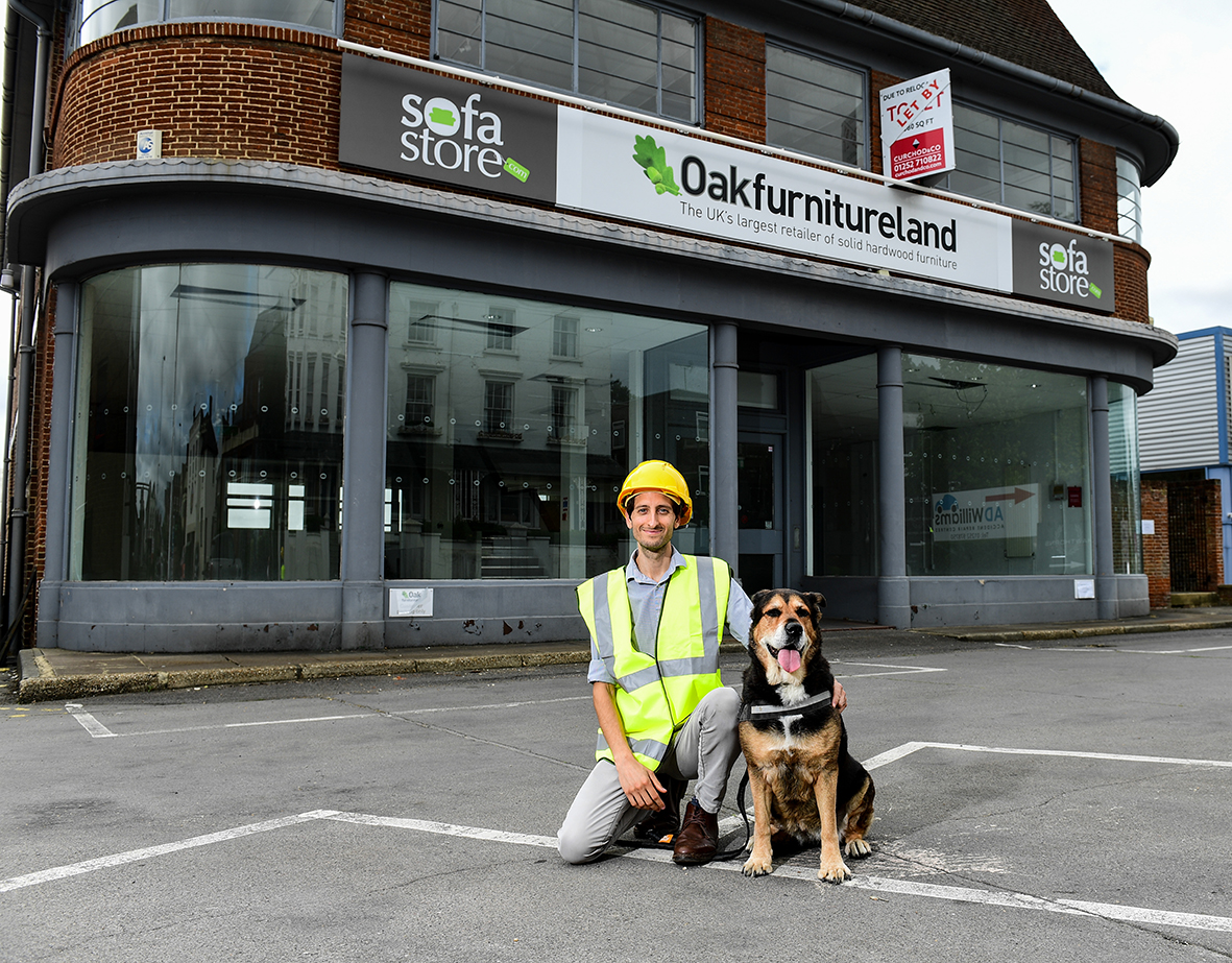 Boost for poorly pets as plans for new £1.8m Surrey veterinary hospital are announced