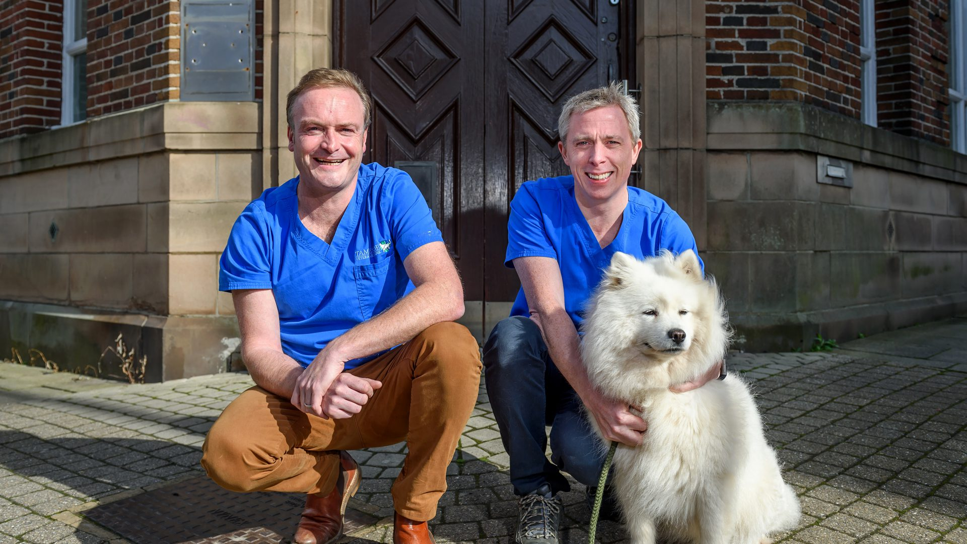 From pounds to hounds! Greater Manchester vet practice expands