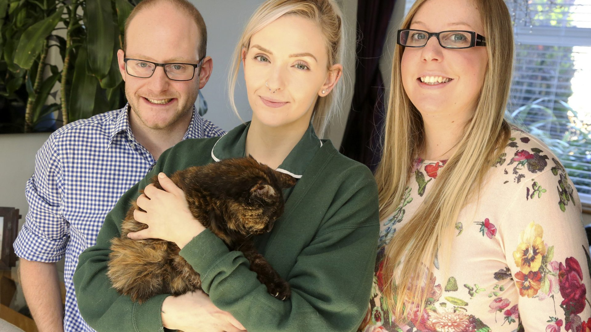 At 24, is Pickle the oldest cat in Peterborough?