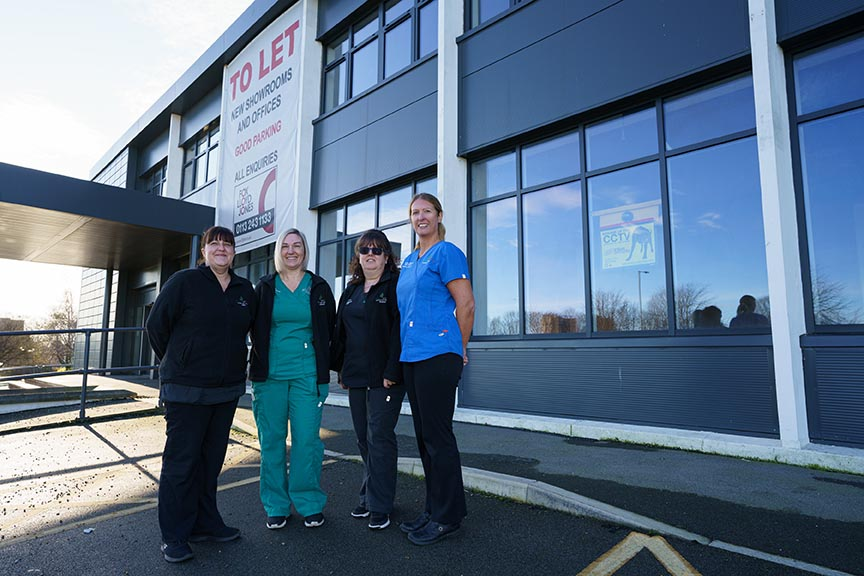 Boost for poorly pets as work set to start on new £1.4m Leeds veterinary hospital