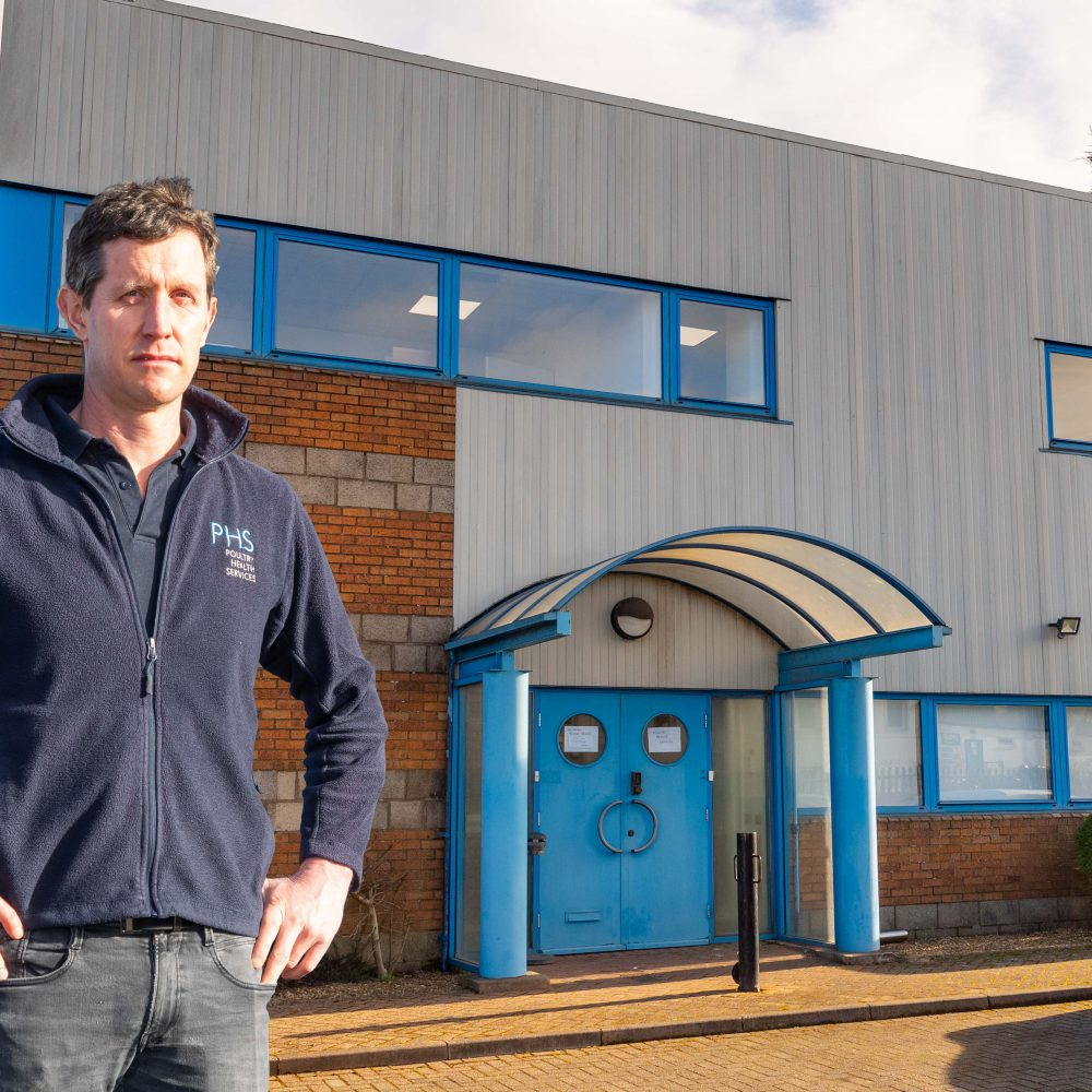 Boost for Scottish poultry industry as veterinary practice and laboratory relocate to bigger site