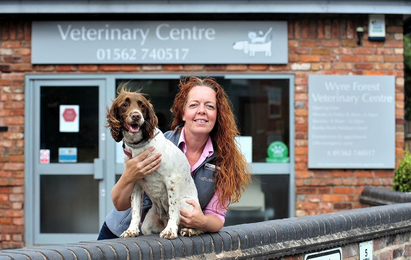 Suzanne's passion for pets and people leads to career success