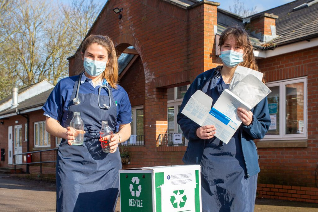 York vet practice sets sights on greener future