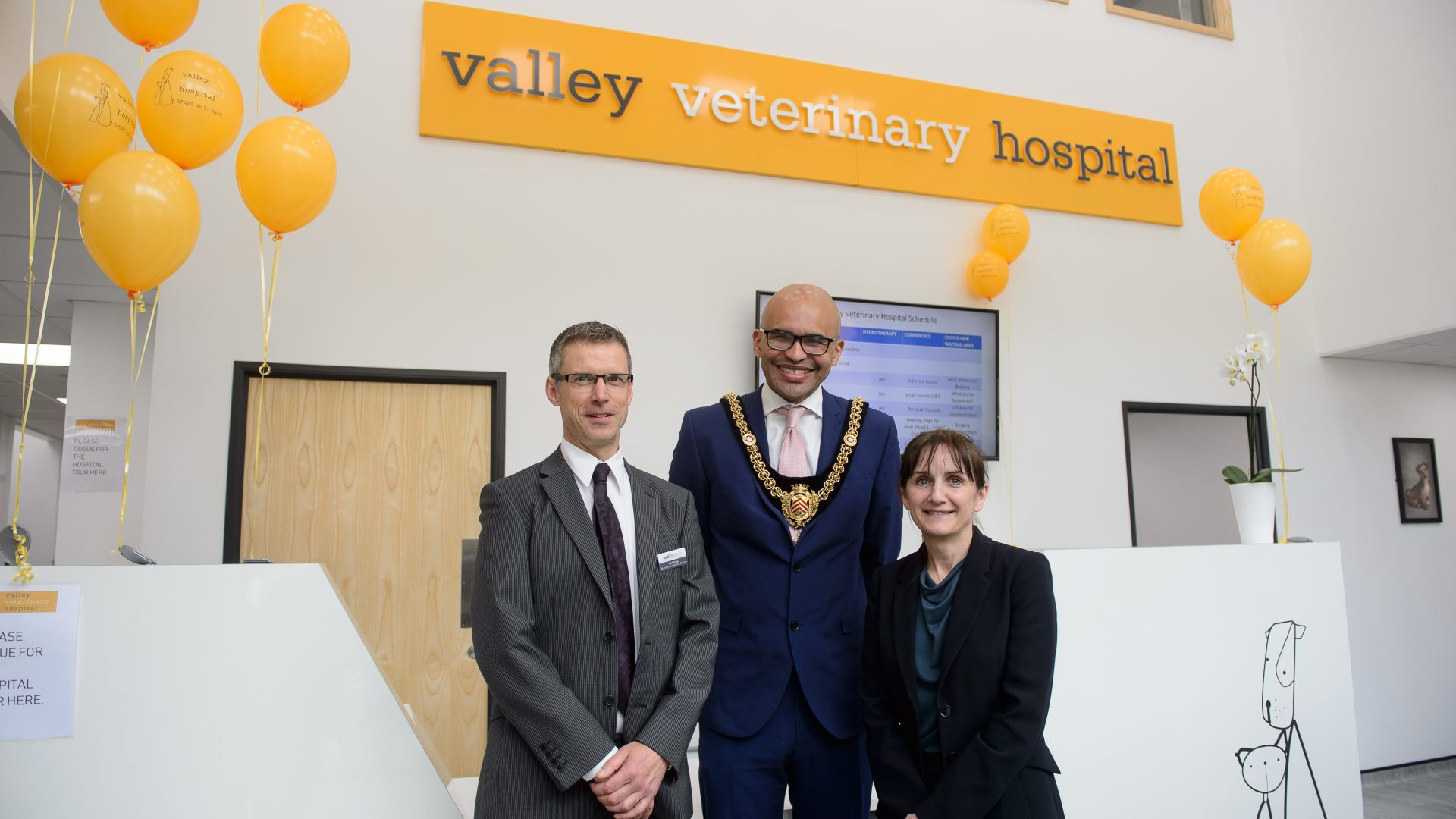 New £2 million Valley Veterinary Hospital opens in Cardiff