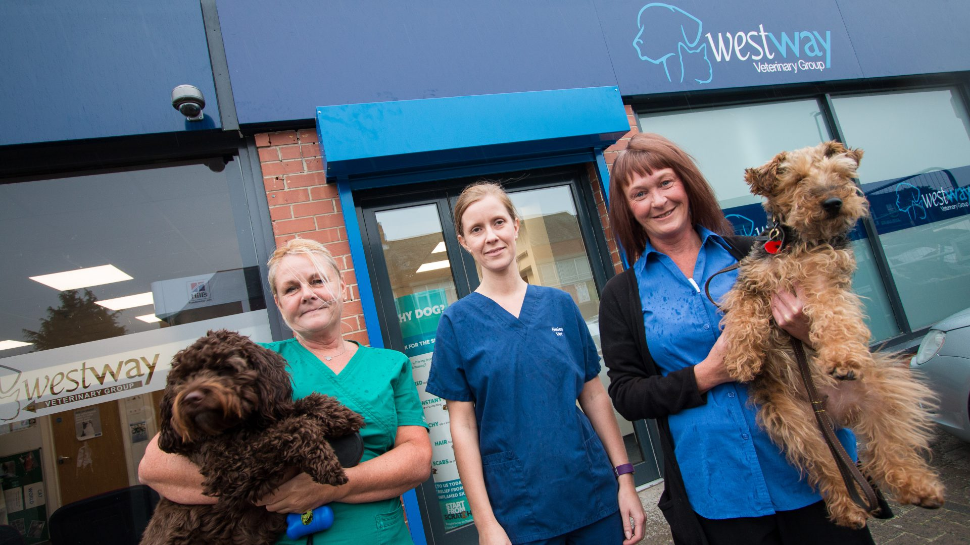 Good news for poorly pets as practice undergoes major expansion