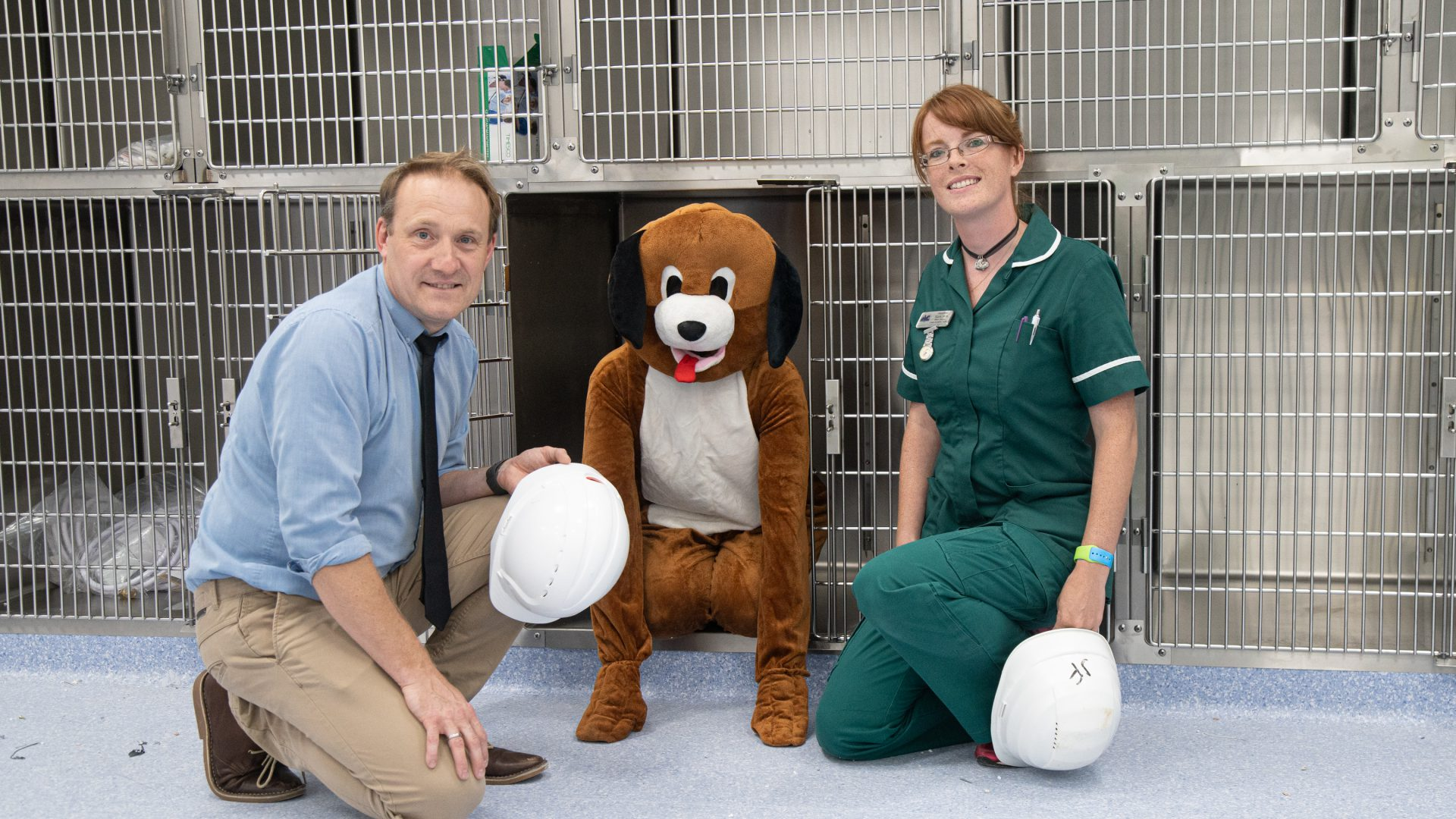 Woodcroft Vets counting down to move to new £2.5million hospital