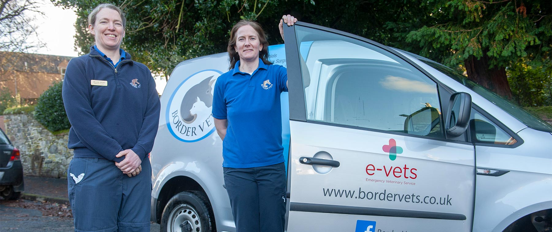 Emergency veterinary service launched across Scottish Borders
