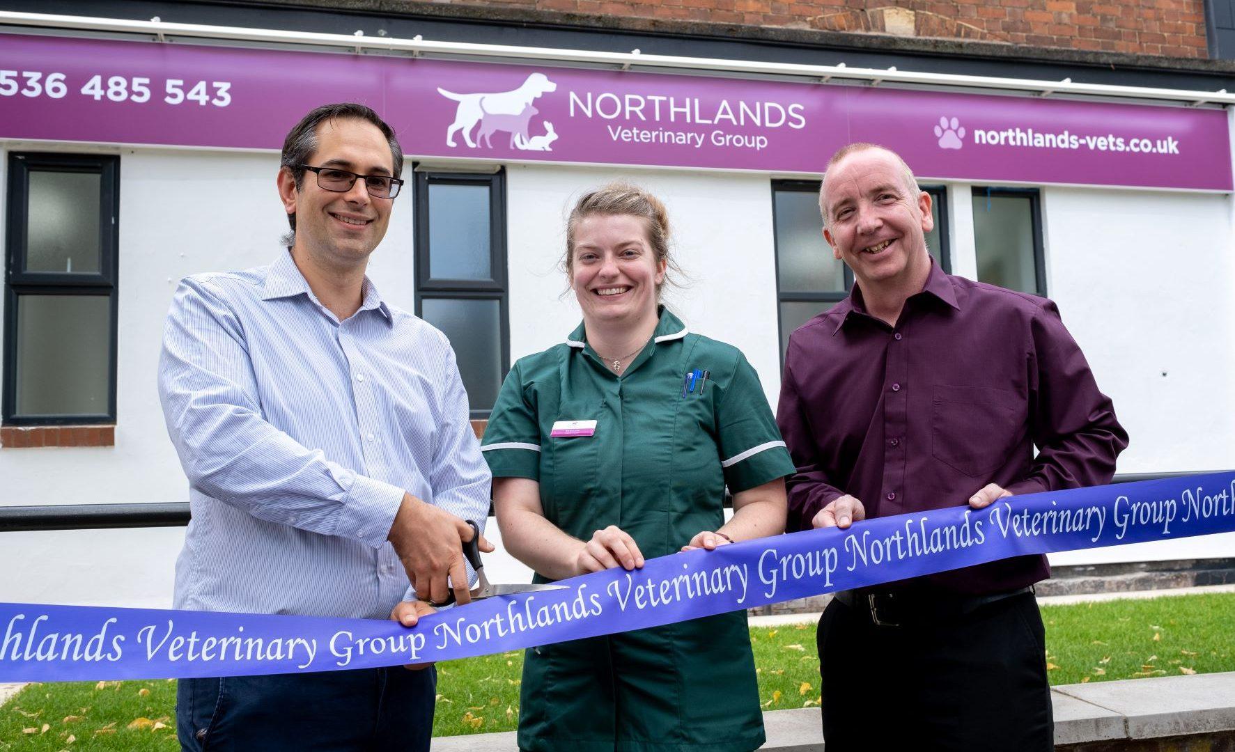 New flagship veterinary hospital opens its doors